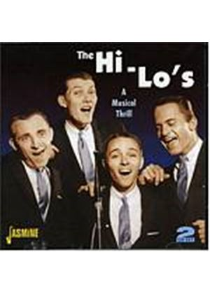 The Hi-Los - A Musical Thrill (Music CD)