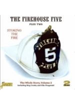 Firehouse Five Plus Two - STOKING THE FIRE  2CD