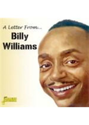 Billy Williams - Letter From Billy Williams, A (Music CD)