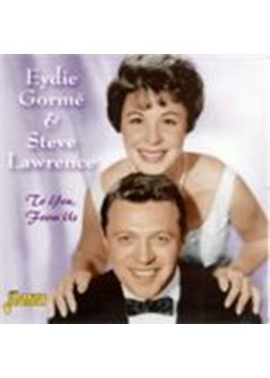 Eydie Gorme & Steve Lawrence - To You From Us (Music CD)