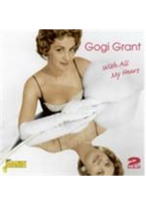 Gogi Grant - With All My Heart (Music CD)