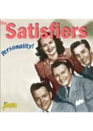 Satisfiers (The) - Personality (Music CD)