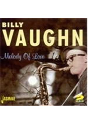 Billy Vaughan - Melody Of Love (Music CD)