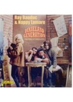 Ray Bauduc & Nappy Lamare - Dixieland Generation (Music CD)