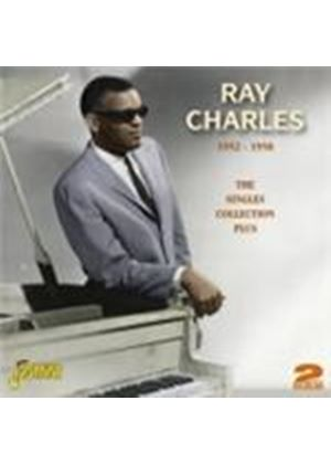 Ray Charles - Singles Collection Plus 1952-1958, The (Music CD)