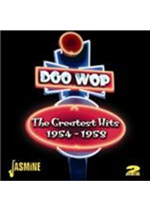Various Artists - Doo Wop - The Greatest Hits 1954-1958 (Music CD)