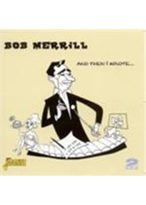 Bob Merrill - And Then I Wrote... (Music CD)