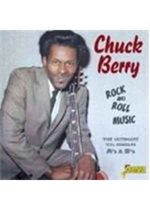 Chuck Berry - Rock 'n' Roll Music (The Ultimate 1950s Singles - As And Bs) (Music CD)