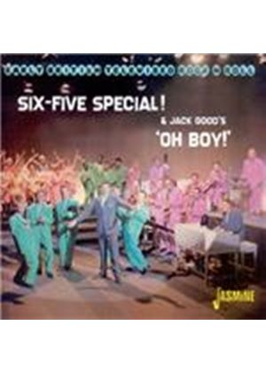 Various Artists - Six-Five Special/Jack Good's Oh Boy (Music CD)