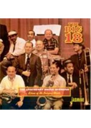 Big 18 (The) - Legendary Swing Sessions, The (Music CD)