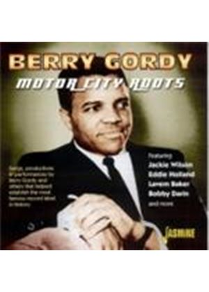 Various Artists - Berry Gordy's Motor City Records (Music CD)