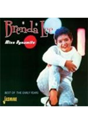 Brenda Lee - Miss Dynamite (Best Of The Early Years) (Music CD)