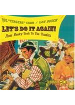 Joe 'Fingers' Carr/Lou Busch - Let's Do It Again (Music CD)