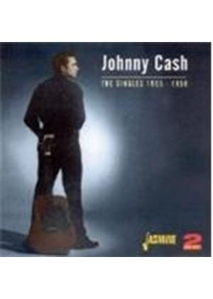 Johnny Cash - Singles 1955-1958, The (Music CD)