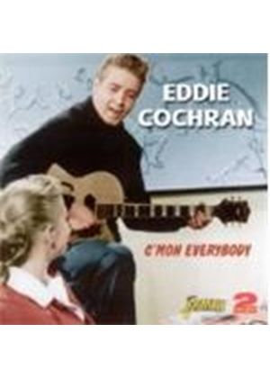 Eddie Cochran - C'Mon Everybody (Music CD)