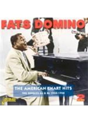 Fats Domino - American Chart Hits, The (The Singles A's & B's 1950-1958) (Music CD)