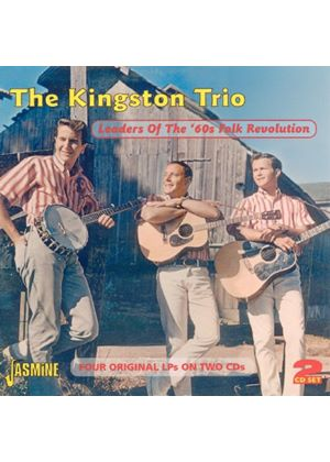 Kingston Trio (The) - Leaders Of The 60's Folk Revolution (Music CD)