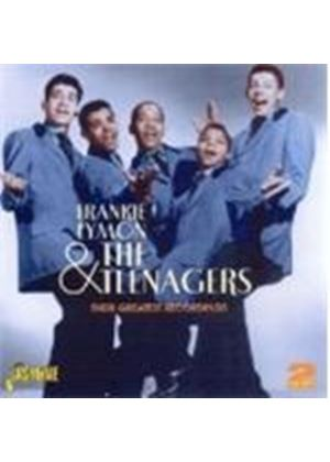 Frankie Lymon & The Teenagers - Their Greatest Recordings (Music CD)