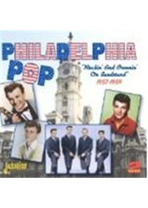 Various Artists - Philadelphia Pop (Rockin' And Croonin' On Bandstand) (Music CD)