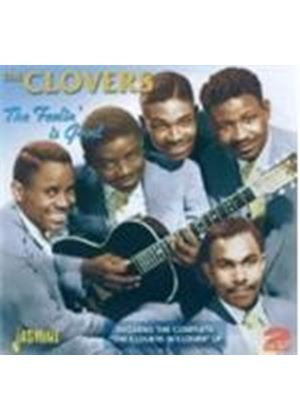 Clovers - Feelin' Is Good, The (Music CD)
