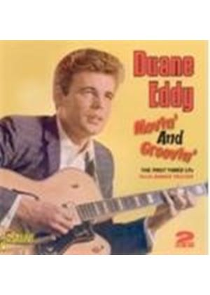 Duane Eddy - Movin' And Groovin' (Music CD)