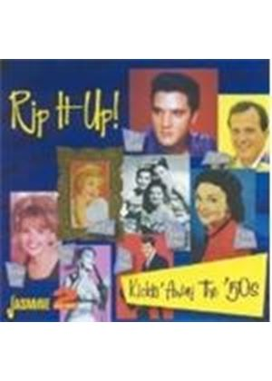 Various Artists - Rip It Up (Kickin' Away The 50's) (Music CD)