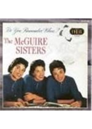 McGuire Sisters - Do You Remember When/While Lights Are Low