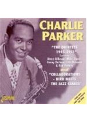 Charlie Parker - Quintets 1945-1951, The/Collaborations - Bird Meets The Jazz giants
