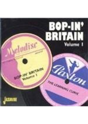 Various Artists - Bop-in' Britain Vol.1 (The Learning Curve)