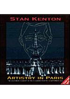 Stan Kenton And His Orchestra - Artistry In Paris - 1953 (Music CD)