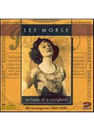 Lee Morse - Echoes Of A Songbird: 50 Recordings From 1924 - 1930 (Music CD)