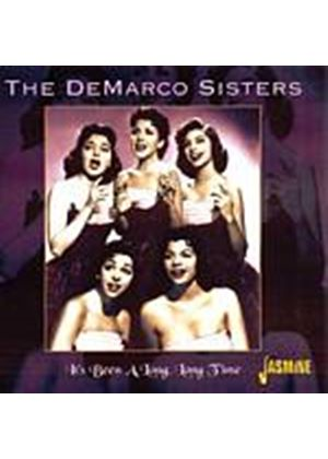 The DeMarco Sisters - Its Been A Long, Long Time (Music CD)