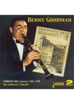 Benny Goodman - Carnegie Hall January 16th 1938 (The Complete Concert)