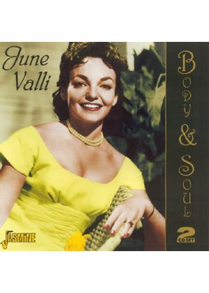 June Valli - Body And Soul