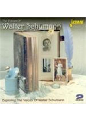 Walter Schumann - Exploring The Voices Of Walter Schumann (Music CD)