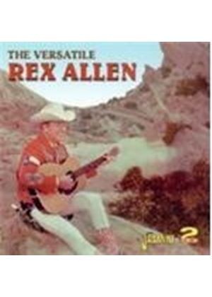 Rex Allen - Versatile Rex Allen, The (Music CD)