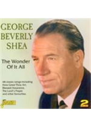 George Beverly Shea - Wonder Of It All, The (Music CD)