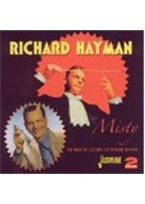 Richard Hayman - Misty (The Great Hit Sounds Of Richard Hayman) (Music CD)