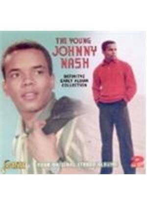 Johnny Nash - Definitive Early Album Collection (Music CD)