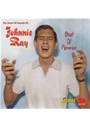 Johnnie Ray - Great Hit Sounds of Johnnie Ray (Street of Memories) (Music CD)