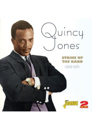 Quincy Jones - Strike Up the Band (1959-1961) (Music CD)