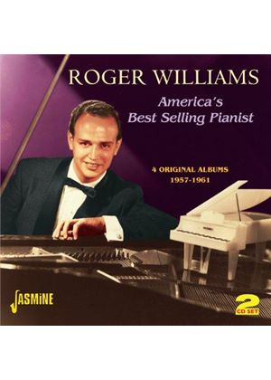 Roger Williams - America's Best Selling Pianist - Four Original Albums 1957-1961 (Music CD)