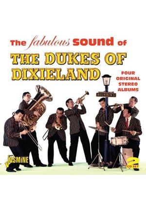 Dukes of Dixieland - Fabulous Sound of… Dukes of Dixieland (Four Original Stereo Albums) (Music CD)