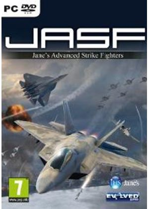 Jane's Advanced Strike Fighters (PC)