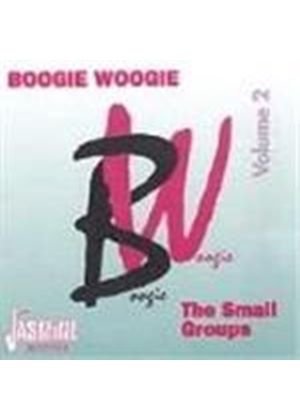 Various Artists - Boogie Woogie Vol.2 (The Small Groups)
