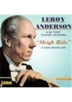 Leroy Anderson & His Pops Concert Orchestra - Sleigh Ride And Other Original Hits