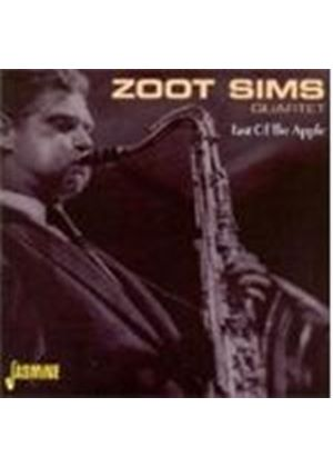 Zoot Sims Quartet (The) - East Of The Apple