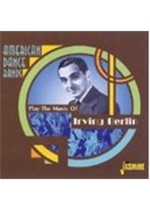 Various Artists - American Dance Bands Play The Music Of Irving Berlin