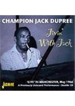 Champion Jack Dupree - Jivin' With Jack (Live In Manchester May 1966)