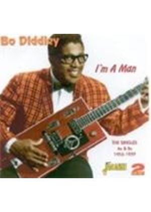 Bo Diddley - I'm A Man (Music CD)